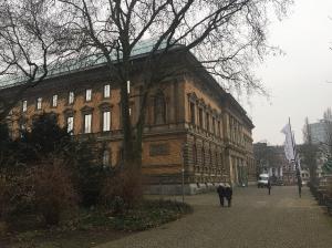2018-01-12 und 2018-02-16 Kunstsammlung NRW K21