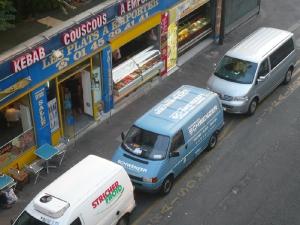 2009 Paris-Shopklimatisierung